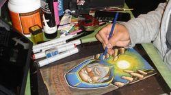 Ο πολύ δημιουργικός τρόπος με τον οποίο αυτός ο πατέρας βοηθά τον γιο του να κάνει