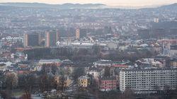 Όσλο: Λόγω της ατμοσφαιρικής ρύπανσης απαγορεύθηκε προσωρινά την κυκλοφορία των οχημάτων με κινητήρες