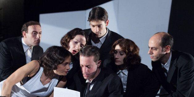 Είδα: Τη «Δίκη του Κ.» σε σκηνοθεσία Θωμά
