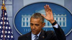 Οι προειδοποιήσεις Ομπάμα στον Τραμπ στην τελευταία του συνέντευξη Τύπου: «Θα είμαι εδώ εάν απειληθούν οι αξίες