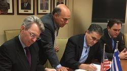 Υπεγράφη η Διμερής Συμφωνία Ελλάδα – ΗΠΑ για τη βελτίωση της διεθνούς φορολογικής