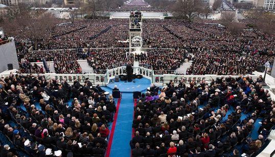 Η oρκωμοσία του 45ου Προέδρου των ΗΠΑ και όσα δεν θα σας