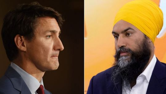 Trudeau Says He Will Personally Apologize To Jagmeet