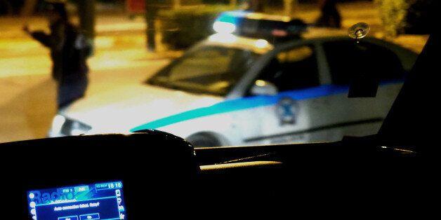 Επίθεση με γκαζάκια σε εταιρεία σεκιούριτι στη λεωφόρο