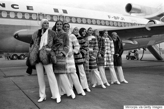 Πώς ήταν οι αεροπορικές πτήσεις τη δεκαετία του