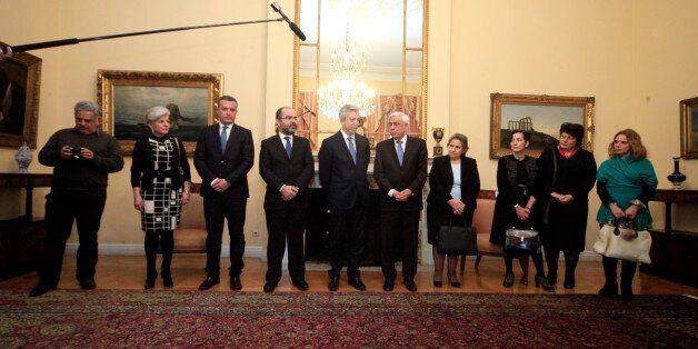 Με 12 ανήλικους κρατούμενους συναντήθηκε ο Πρόκοπής Παυλόπουλος στο Προεδρικό