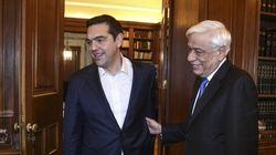 Τσίπρας: Συναντίληψη στο Κυπριακό. Παυλόπουλος: Ελλάδα-Κύπρος δεν θα