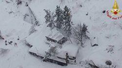 Το χιόνι «κατάπιε» το ξενοδοχείο Rigopiani. Δεκάδες οι
