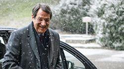 Αναστασιάδης πριν τη συνάντηση με τον Ακιντζί: «Θα εργασθούμε εντατικά για θετικά