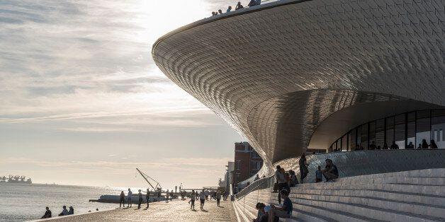 To νέο Μουσείο ΜΑΑΤ στην