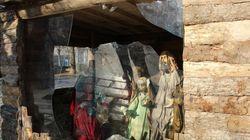 Βάνδαλοι έκλεψαν το «Θείο Βρέφος» από την φάτνη της κεντρικής πλατείας της