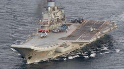 Η Ρωσία μειώνει τη στρατιωτική της παρουσία στη Συρία. Αποχωρεί το αεροπλανοφόρο «Ναύαρχος