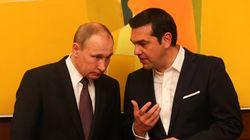Τηλεφωνική επικοινωνία του Αλέξη Τσίπρα με τον Βλαντιμίρ