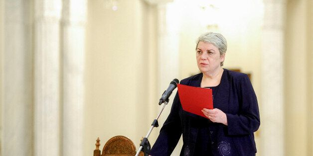 Sevil Shhaideh is sworn in for the position of minister for regional administration and public administration,...