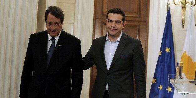 Στην Αθήνα ο Αναστασιάδης. Πυρετώδεις οι διαβουλεύσεις για το Κυπριακό και τη διάσκεψη της