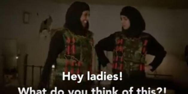 «Οι πραγματικές νοικοκυρές του ISIS»: Αντιδράσεις λόγω σατιρικού σκετς του