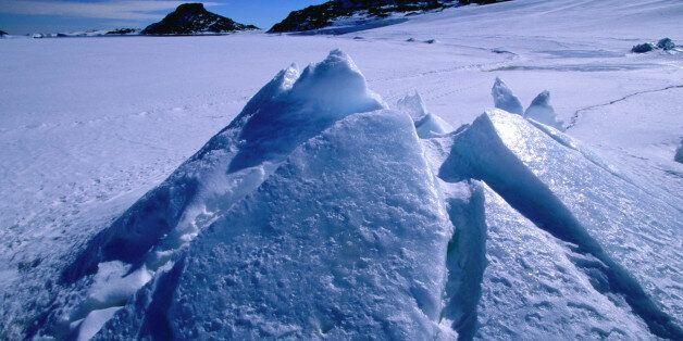 Wilkes Land, Antarctica,