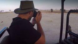 Ο Σάκης Τανιμανίδης προσκεκλημένος στα γυρίσματα του Nat Geo Wild στη