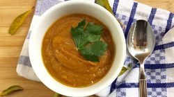 Χειμωνιάτικη σούπα βελουτέ με