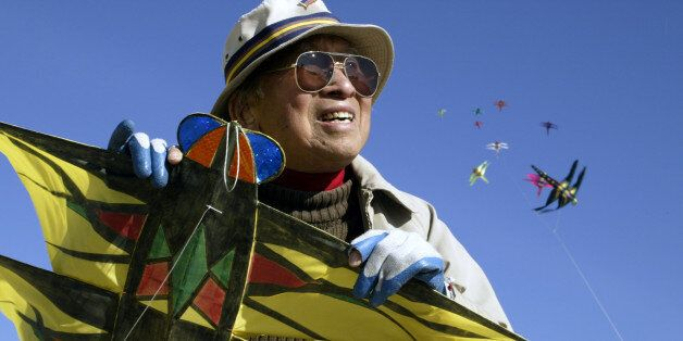 076874.CA.0131.tyrus Artist Tyrus Wong, one of the first well–known Chinese American Artists, has a...