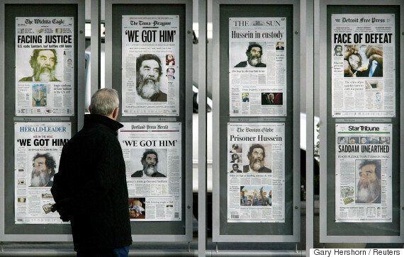 Τζον Νίξον: O πρώην πράκτορας της CIA που ανέκρινε πρώτος τον Σαντάμ