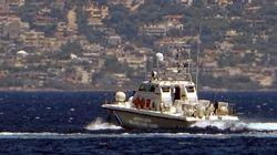 Η κακοκαιρία εμποδίζει την παροχή βοήθειας στο τουρκικό πλοίο που προσάραξε κοντά στην