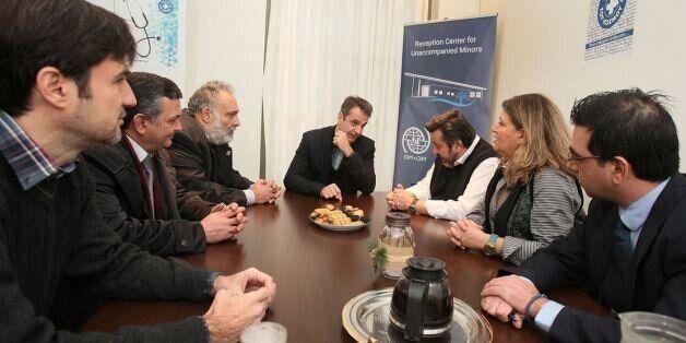 Μητσοτάκης: «Να μην χάνεται ούτε ένα ευρώ από ευρωπαϊκούς πόρους, για να δημιουργούνται δομές