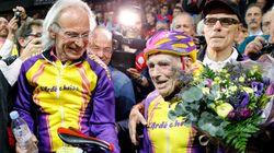 Ο 105χρονος που θέτει νέο ρεκόρ ταχύτητας με