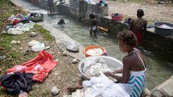 Περιορίστηκε σχετικά η εξάπλωση της χολέρας στην Αϊτή. Σε χαμηλά επίπεδα η