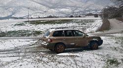 Επελαύνει ο χιονιάς. Προβλήματα σε πολλές περιοχές της Ελλάδας κι ένα θύμα εξαιτίας της