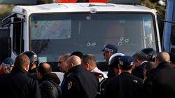 Βίντεο από την επίθεση με φορτηγό στην