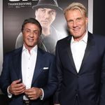 Sylvester Stallone Says He 'Hated' Dolph Lundgren When He Was Cast In 'Rocky