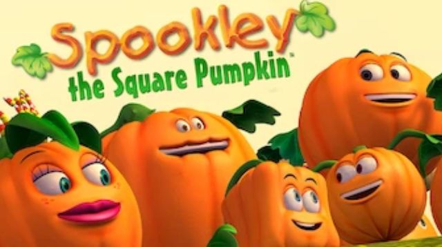 """""""Spookley The Square Pumpkin"""" is also a great lesson in diversity and bullying."""