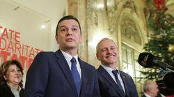 Ο σοσιαλδημοκράτης Σορίν Γκριντεάνου θα είναι ο νέος πρωθυπουργός της