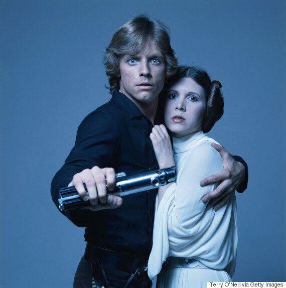 Απεβίωσε η Carrie Fisher, η «πριγκίπισσα Λέια» του Star