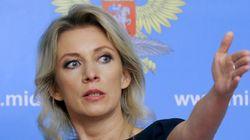 Χολή στάζει η εκπρόσωπος του ρωσικού ΥΠΕΞ για τον «αποτυχημένο νομπελίστα»