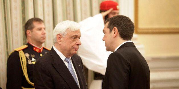 Ευχές στον Πρόεδρο της Δημοκρατίας, παρουσία της πολιτικής και πολιτειακής