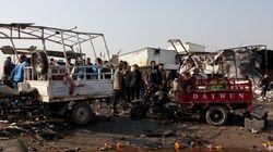 Τουλάχιστον 12 νεκροί από έκρηξη παγιδευμένου αυτοκινήτου στη