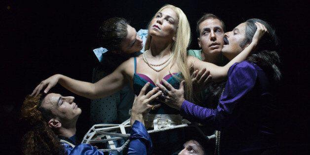 Είδα: Τη «Δωδέκατη νύχτα» σε σκηνοθεσία Δημήτρη