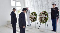 Ομπάμα και Άμπε τίμησαν τους νεκρούς του Περλ