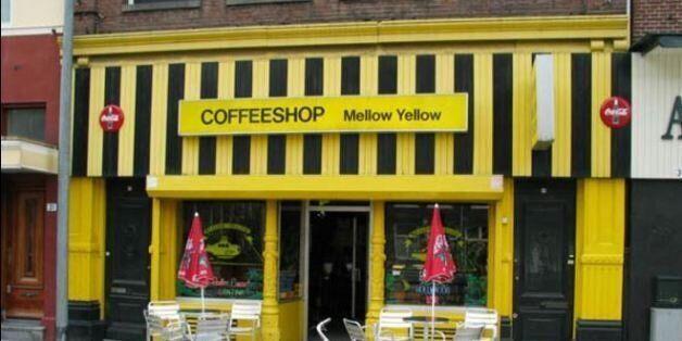 Έκλεισε το θρυλικό Mellow Yellow, το παλαιότερο coffeeshop στο Άμστερντάμ και στον