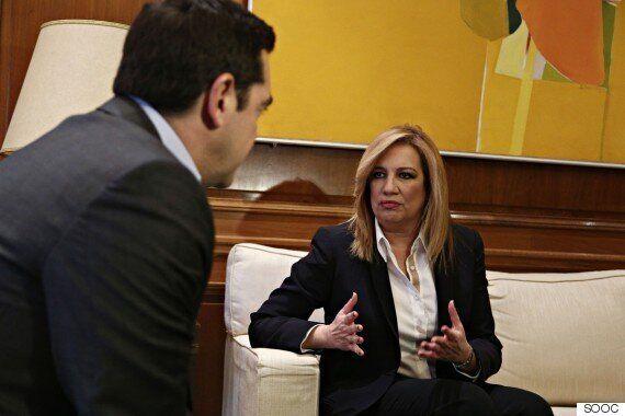 Το Κυπριακό στο επίκεντρο. Οι συναντήσεις του Τσίπρα με τους πολιτικούς
