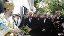 Παυλόπουλος: «Να ξεπεράσουμε την κρίση και να υπερασπισθούμε στο ακέραια το Εθνικά μας