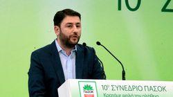Ανδρουλάκης: «Η Τουρκία, απομακρύνεται όλο και περισσότερο από το δημοκρατικό