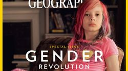 Το National Geographic γράφει ιστορία βάζοντας στο εξώφυλλό του ένα 9χρονο διαφυλικό