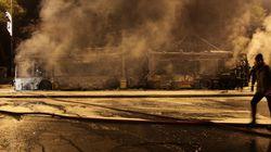 Καταστροφές ύψους 600.000 ευρώ από τα καμένα τρόλεϊ. Ραυτόπουλος: «Ζούμε ή όχι σε κράτος