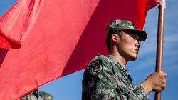 La Chine continue à s'armer plus vite que les