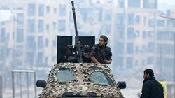 «Έσπασε» η εκεχειρία στο Χαλέπι. Σφοδρές μάχες. Διεθνής