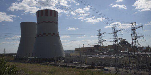 NOVOVORONEZH, RUSSIA - JUNE 6: Russias Novovoronezh plant in Voronezh Oblast, central Russia which is...