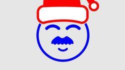 Το emoji με το μουστάκι του Μεϊμαράκη μας εύχεται καλές